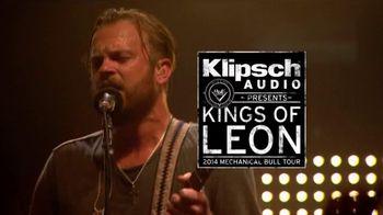 Klipsch Audio Presents Kings of Leon TV Spot - 2 commercial airings