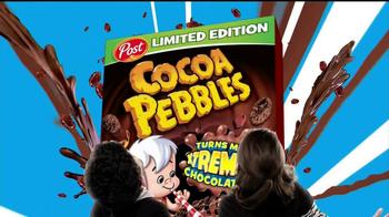 Cocoa Pebbles Xtreme TV Spot - Thumbnail 3