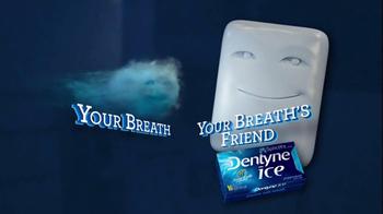 Dentyne Ice TV Spot, 'Something in Your Teeth' - Thumbnail 2