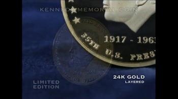 American Coin Registry TV Spot, 'JFK Coin' - Thumbnail 3