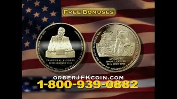 American Coin Registry TV Spot, 'JFK Coin' - Thumbnail 5