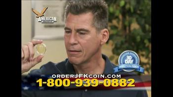 American Coin Registry TV Spot, 'JFK Coin' - Thumbnail 9