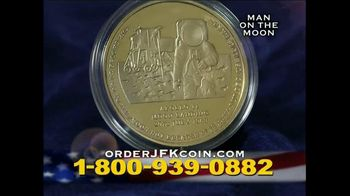 American Coin Registry TV Spot, 'JFK Coin'