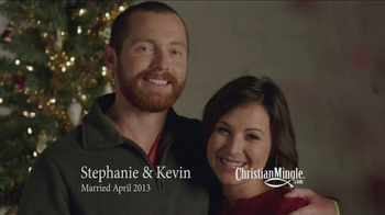 ChristianMingle.com TV Spot, 'Stephanie & Kevin'
