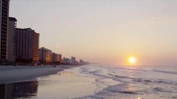 Myrtle Beach Area Convention & Visitors Bureau TV Spot
