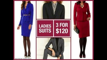K&G Fashion Superstore Holiday Sale TV Spot