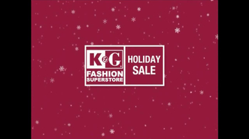 K&G Fashion Superstore Holiday Sale TV Spot - Thumbnail 3