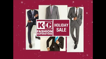 K&G Fashion Superstore Holiday Sale TV Spot - Thumbnail 4
