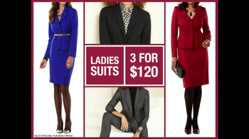 K&G Fashion Superstore Holiday Sale TV Spot - Thumbnail 8