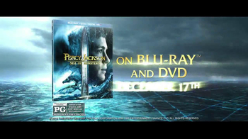 Percy Jackson and the Sea of Monsters Blu-ray and DVD TV Spot - Thumbnail 9
