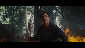 Percy Jackson and the Sea of Monsters Blu-ray and DVD TV Spot - Thumbnail 1
