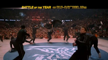 Battle of the Year Blu-ray & Digital HD TV Spot Song by Ludicrous