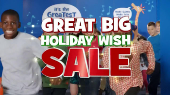 Toys R Us Great Big Holiday Wish Sale TV Spot - Thumbnail 2