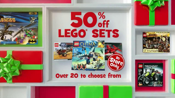 Toys R Us Great Big Holiday Wish Sale TV Spot - Thumbnail 9