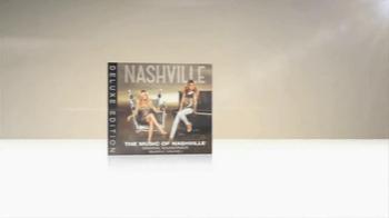 The Music of Nashville Original Soundtrack TV Spot - Thumbnail 8