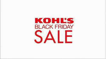 Kohl's Black Friday TV Spot, 'Over 500 Deals' - 323 commercial airings