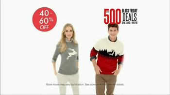Kohl's Black Friday TV Spot, 'Over 500 Deals' - Thumbnail 5