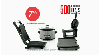 Kohl's Black Friday TV Spot, 'Over 500 Deals' - Thumbnail 7