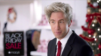 Macy's Black Friday TV Spot, 'Hairstyle' Featuring One Direction  - Thumbnail 5