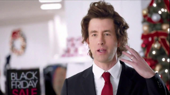 Macy's Black Friday TV Spot, 'Hairstyle' Featuring One Direction  - Thumbnail 8