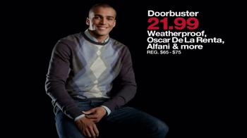 Macy's Black Friday Sale TV Spot, 'Door Busters' - Thumbnail 6