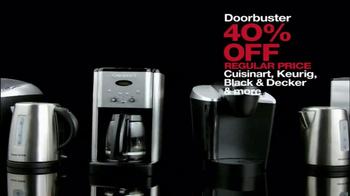 Macy's Black Friday Sale TV Spot, 'Door Busters' - Thumbnail 8