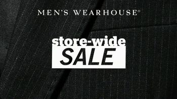 Men's Wearhouse Bigger Than Black Friday Sale  TV Spot - 770 commercial airings