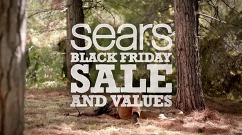 Sears Black Friday Sale TV Spot, 'Turkey Chase' - Thumbnail 5