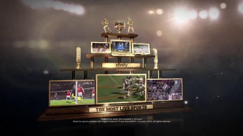 Xfinity TV Spot, 'Live Sports' - Thumbnail 1