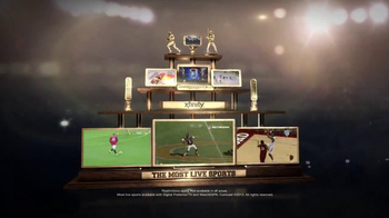 Xfinity TV Spot, 'Live Sports' - Thumbnail 2
