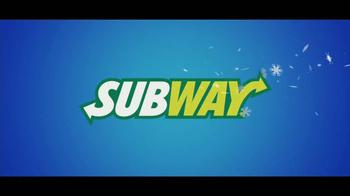 Subway TV Spot, 'Frozen' [Spanish] - Thumbnail 2