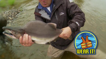 Outdoor Channel TV Spot, 'Life Jacket' Featuring Joe Thomas - Thumbnail 5