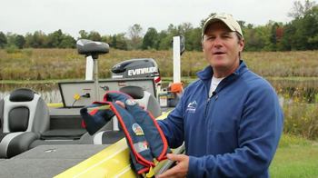 Outdoor Channel TV Spot, 'Life Jacket' Featuring Joe Thomas