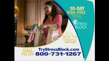 Stress Block TV Spot, 'No More Stress' - Thumbnail 10