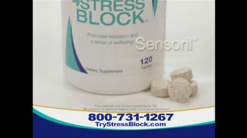 Stress Block TV Spot, 'No More Stress' - Thumbnail 5