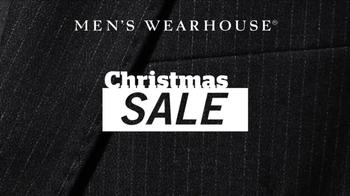 Men's Wearhouse Christmas Sale TV Spot - 554 commercial airings