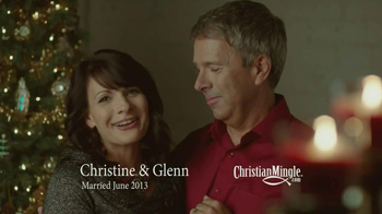ChristianMingle.com TV Spot, 'Christine & Glenn'