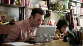 HP Instant Ink TV Spot, 'Like Father, Like Son'
