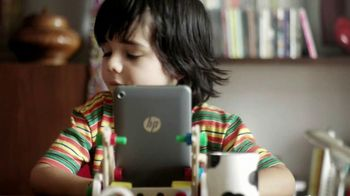 HP Instant Ink TV Spot, 'Like Father, Like Son' - Thumbnail 5