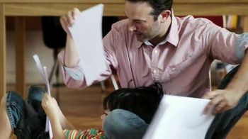 HP Instant Ink TV Spot, 'Like Father, Like Son' - Thumbnail 9