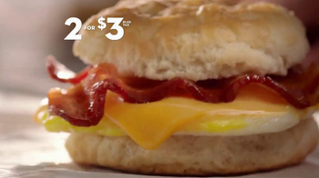 Jack in the Box Breakfast Biscuits TV Spot, 'Bad Decisions' - Thumbnail 5