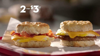 Jack in the Box Breakfast Biscuits TV Spot, 'Bad Decisions' - Thumbnail 6