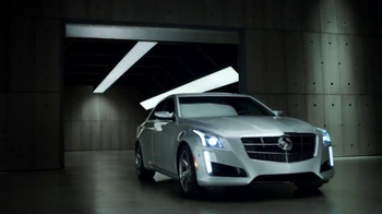 2014 Cadillac CTS Sedan TV Spot, 'Garages' - Thumbnail 9