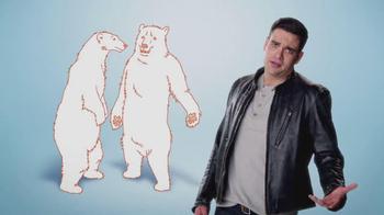 Fandango TV Spot, 'Bears' Featuring Mark Salling