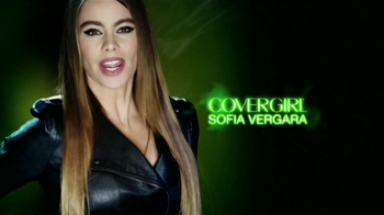 CoverGirl Clump Crusher TV Spot, 'Gran Volumen' Con Sofia Vergara [Spanish]