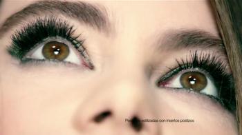CoverGirl Clump Crusher TV Spot, 'Gran Volumen' Con Sofia Vergara [Spanish] - Thumbnail 3