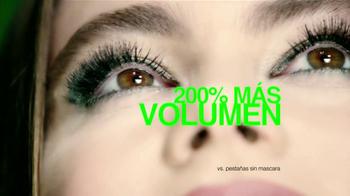 CoverGirl Clump Crusher TV Spot, 'Gran Volumen' Con Sofia Vergara [Spanish] - Thumbnail 8
