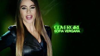 CoverGirl Clump Crusher TV Spot, 'Gran Volumen' Con Sofia Vergara [Spanish]