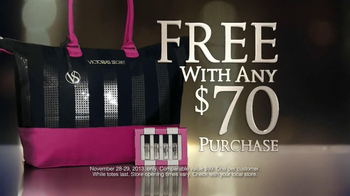 Victoria's Secret TV Spot, 'Free Tote with Beauty Essentials' - Thumbnail 4