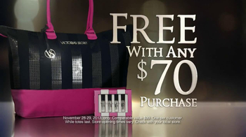 Victoria's Secret TV Spot, 'Free Tote with Beauty Essentials' - Thumbnail 5